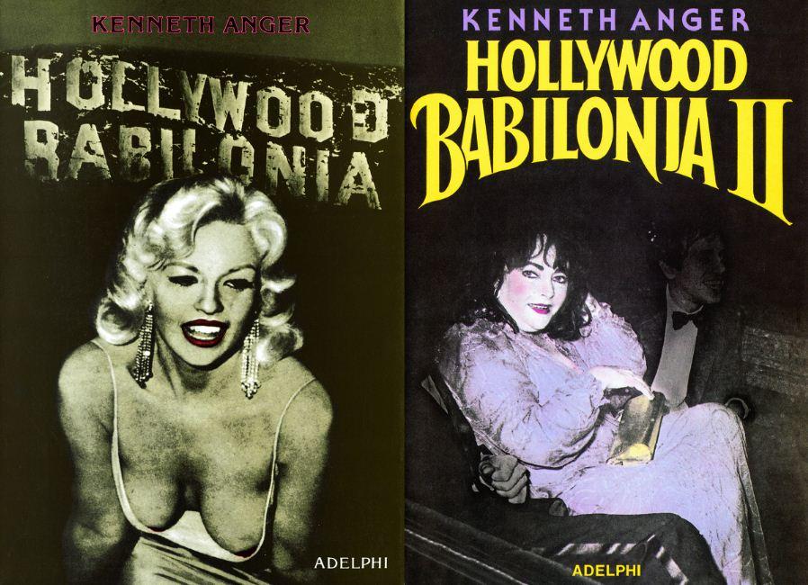 Hollywood Babilonia 1-2 Book Cover