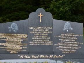 Jimmy Savile grave