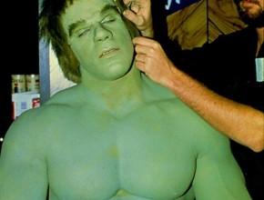 Make up Hulk
