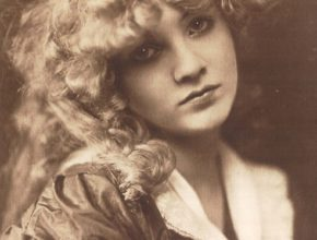 Mary Miles Minter youth