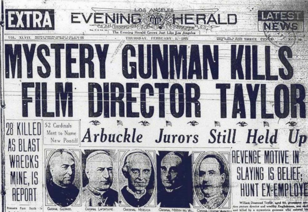 Taylor Murder